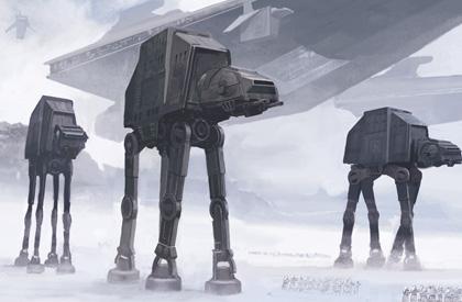 La marcha Imperial