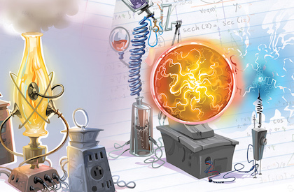 La ciencia en bolas