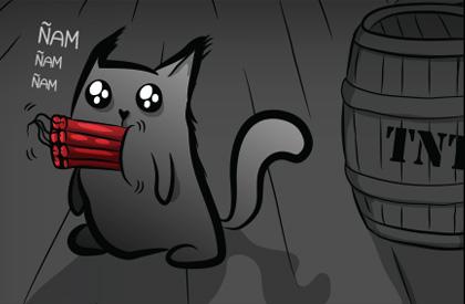 Estos gatos son la bomba