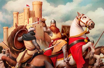 Héroes y leyendas en tiempos del Cid Campeador