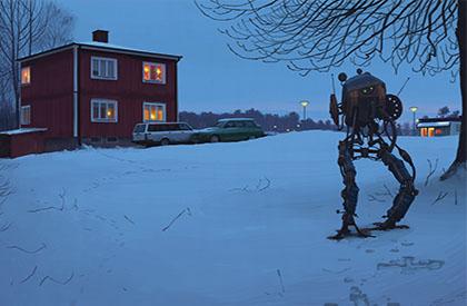 Por Suecia, en el tiempo
