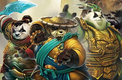 Reconquista el reino de los pandas