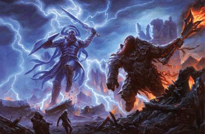 La ira de los gigantes
