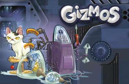 L'Inventeur des Bidules de Gizmos