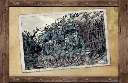 Sonnez les Cloches, c'est l'Armistice!