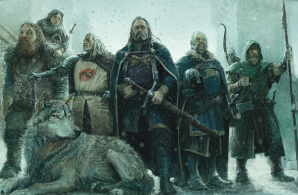 Tywin et Eddard Prennent le Commandement
