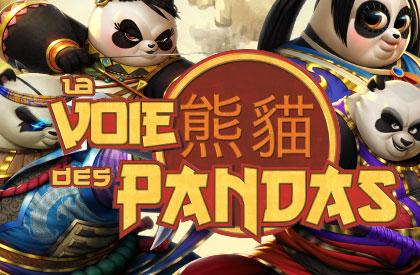 Les Héros du peuple Panda