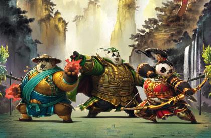 Les Pandas en Action!