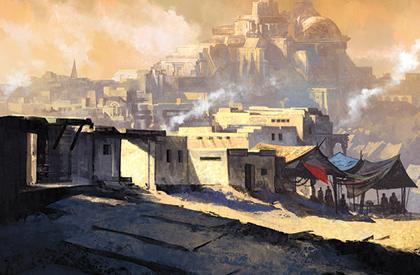 La ciudad de la sombra