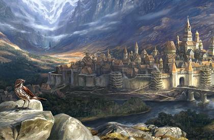 Las tierras salvajes de Rhovanion