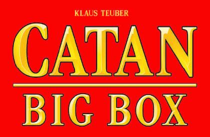 Catan Big Box dans votre Big Panier