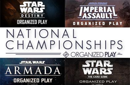 Entradas para los Nacionales Star Wars 2017