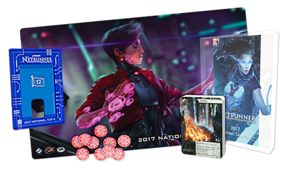 CF 2017 Android : Netrunner