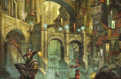 Une Cité Autrefois Grandiose