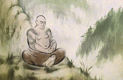Los monjes de las montañas