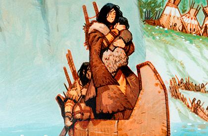 La primera gran expedición americana