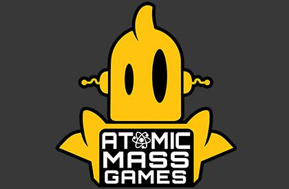 Un Communiqué de Atomic Mass Games