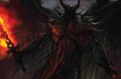 L'Ombre et la Flamme