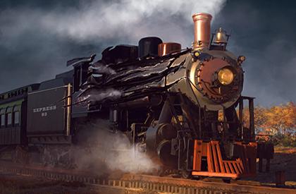 Le Train de 22h50 pour Arkham