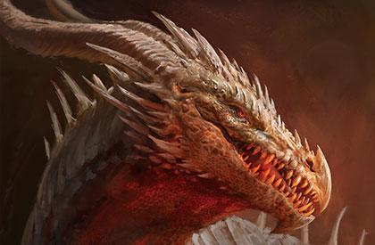 Le Dragon du Mont Gundabad