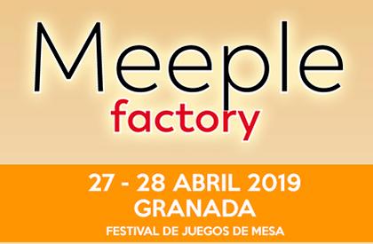 Nos vemos en MeepleFactory