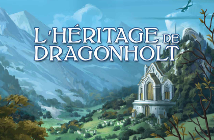 Les Secrets de Dragonholt