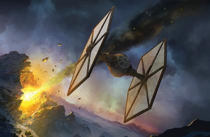 Los duelos estelares de X-Wing