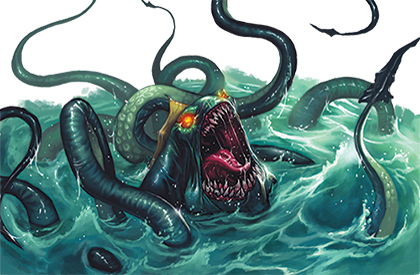 Dangers en Haute Mer
