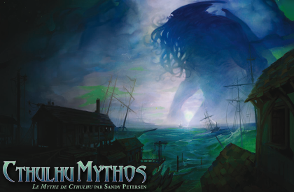 Cthulhu Mythos, par Sandy Petersen