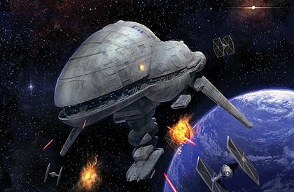 Batallas épicas en el universo de Star Wars