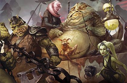 Le Royaume de Jabba
