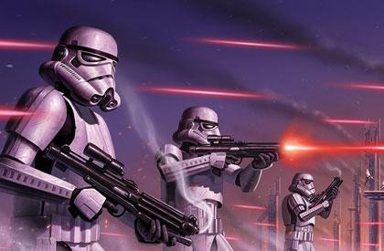 Escaramuzas en el universo Star Wars