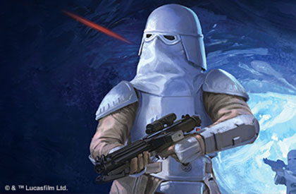 Assaut de Snowtroopers