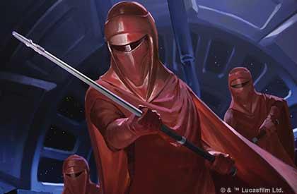 Les défenseurs de l'Empire