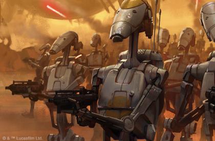 La Grande Armée de la République