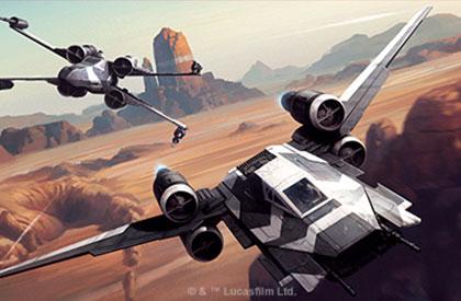 La vague XIV de X-Wing est disponible!