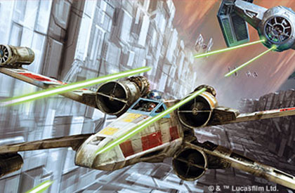 Star Wars : X-Wing Seconde Édition