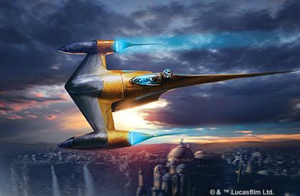 Le Bruit des Lasers dans l'Espace