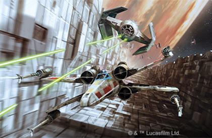 Hoja de ruta 2020 para el Juego Organizado de Star Wars: X-Wing