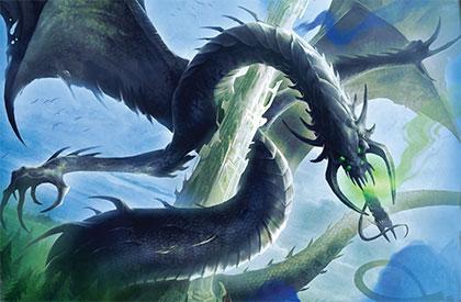 Le Pic du Dragon