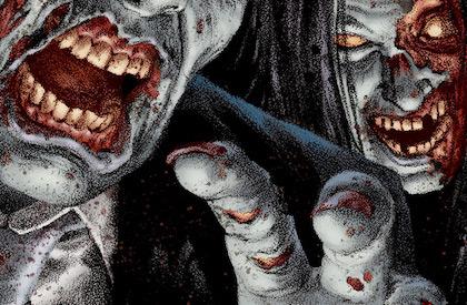 El día del apocalipsis zombie ha llegado