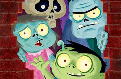 Des Zombies Pour Halloween
