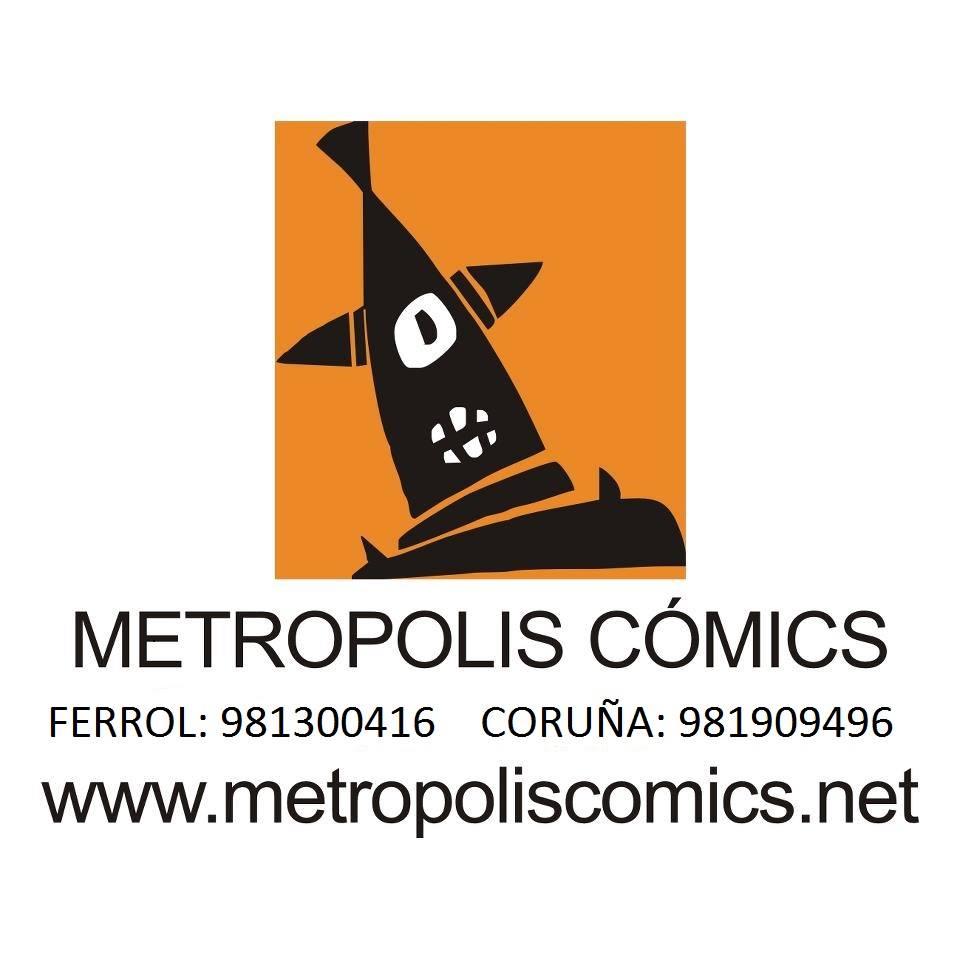 Metropoliscomics A Coruña