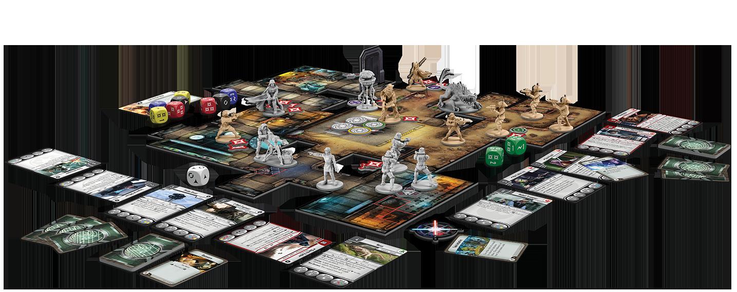 Star Wars Imperial Assault Fantasyflightgames Es