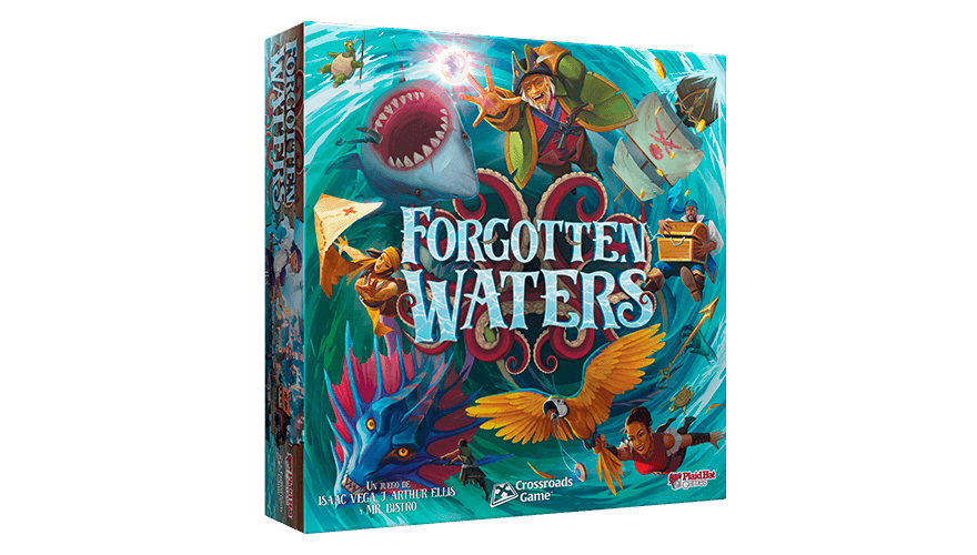 Forgotten Waters Caja