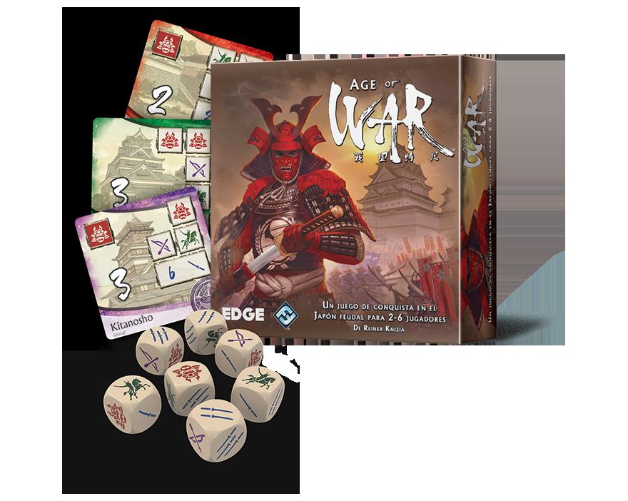 Comprar Age Of War Juegos De Dados Edge
