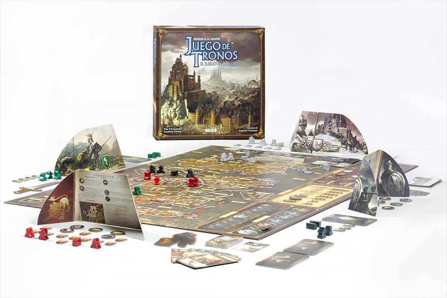 Juego De Tronos El Juego De Tablero Fantasyflightgames Es