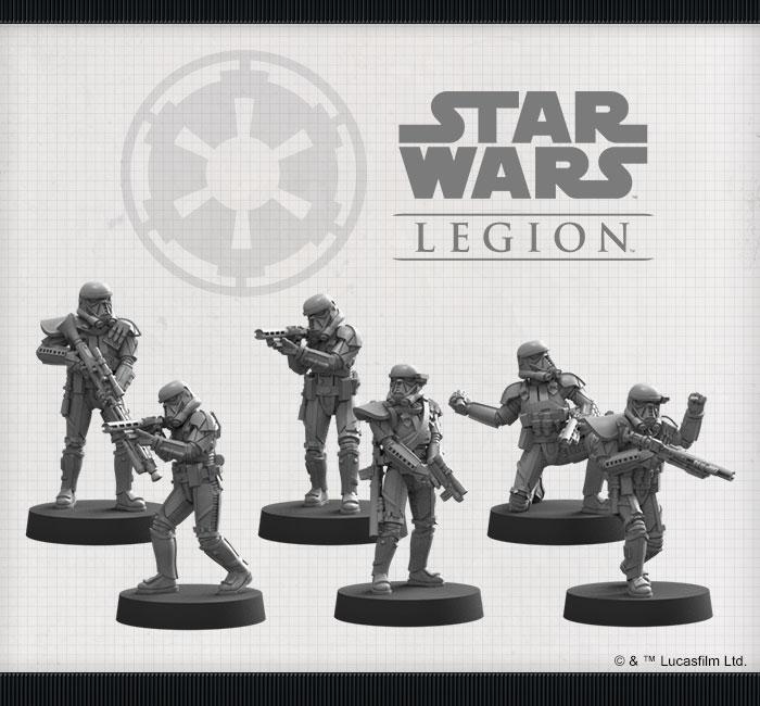 DeathTroopers - Soldados de la muerte - Infanteria SWL34_plastics-3d