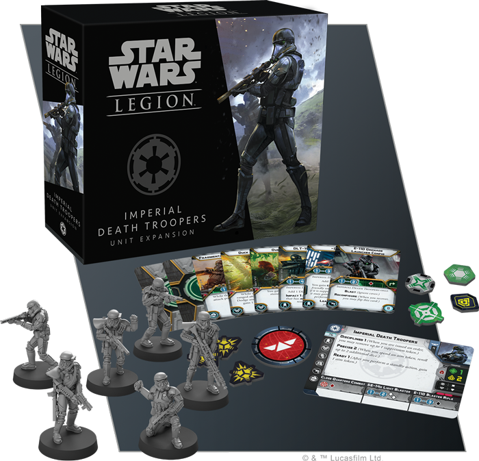 DeathTroopers - Soldados de la muerte - Infanteria SWL34_spread
