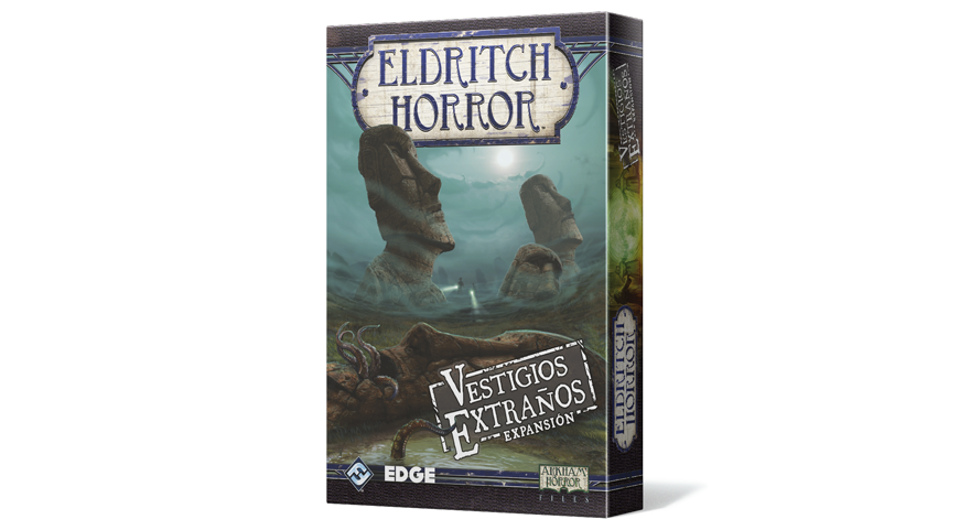 eldritch horror vestigios extraños